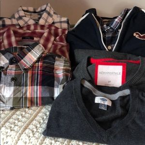Other - One stop wardrobe. Guys pre-made bundle! 7 pieces!